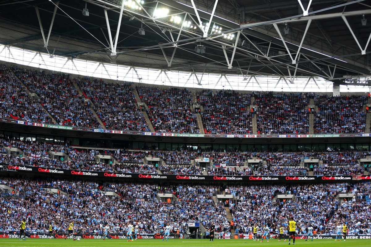 As its just two sleeps until the @CheckatradeTrpy Final at #Wembley between @LincolnCity_FC & @shrewsweb we thought wed indulge in a little quiz, whos ready?
