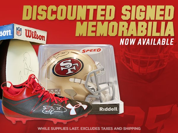 Last day to save on signed memorabilia!  Don't miss out ���� https://t.co/phgmpMWF57 https://t.co/nGGrcAW3oq