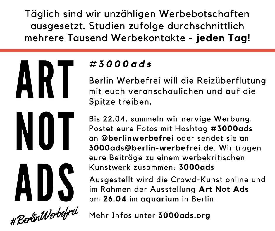 Berlin Werbefrei on Twitter: \
