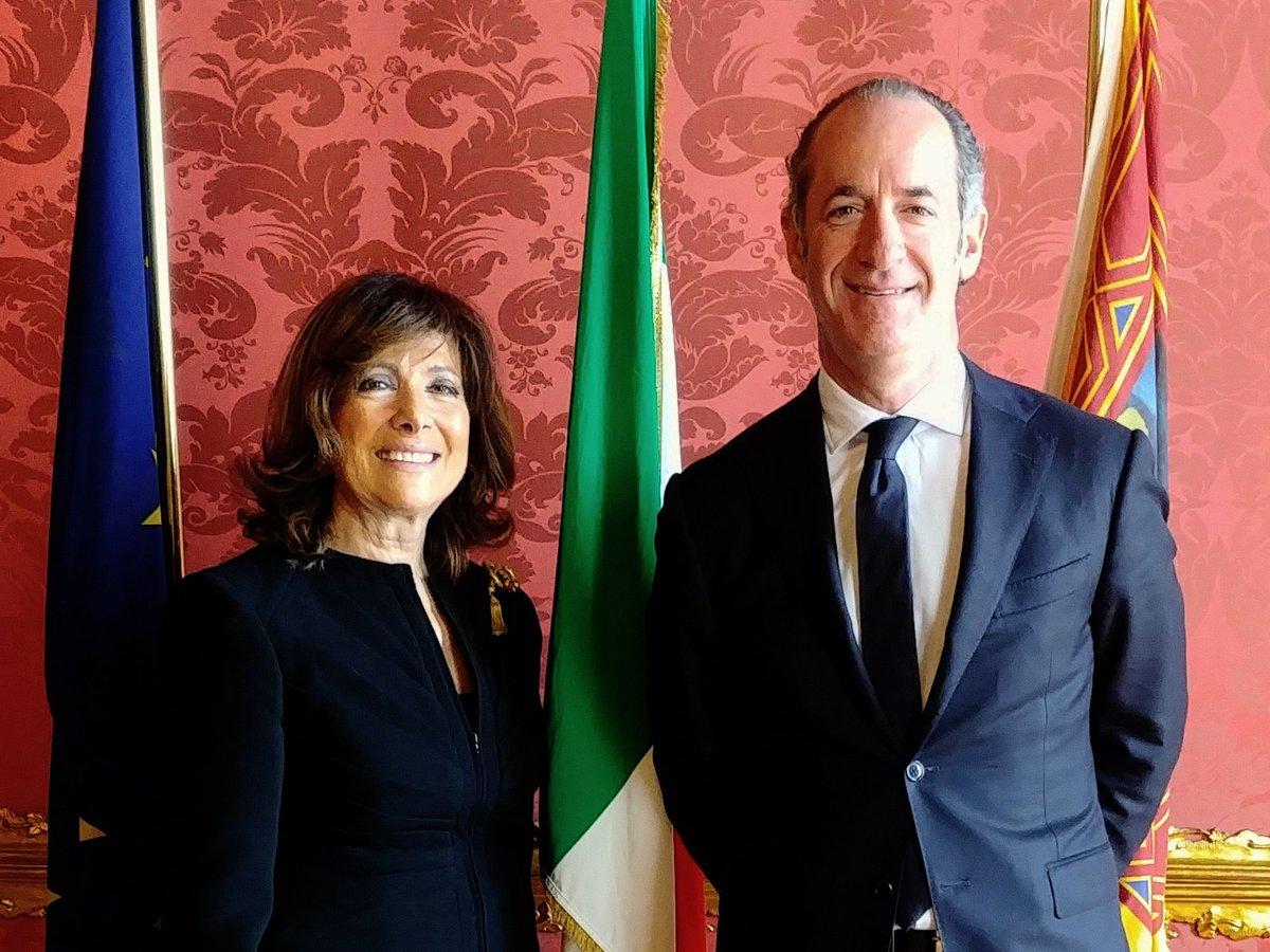 Senato repubblica on twitter a venezia la prima visita for Senato repubblica