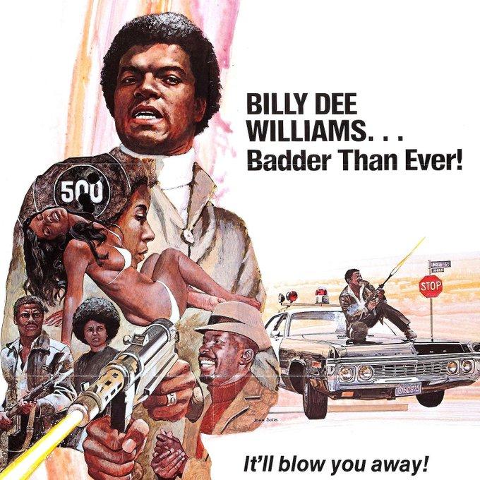 Happy birthday, Billy Dee Williams!