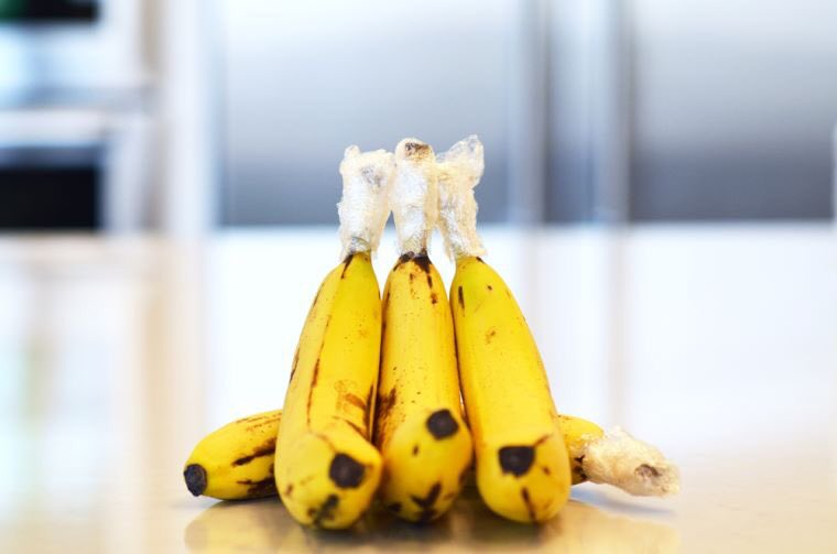 Direct Liance On Twitter Kitchen Hack 599 Give Your Bananas Longer Life Wrap The End In Plastic This Blocks Ethylene Gases From Ripening