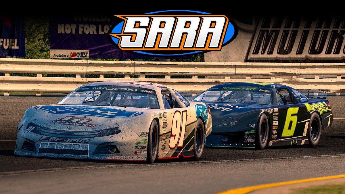 Sara Sim Auto Racing Association Sarasimracing Twitter