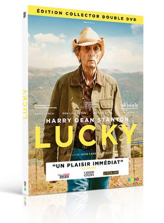 DVD du film LUCKY