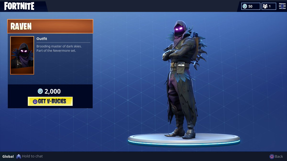 RT if you want Raven   Giving away a couple