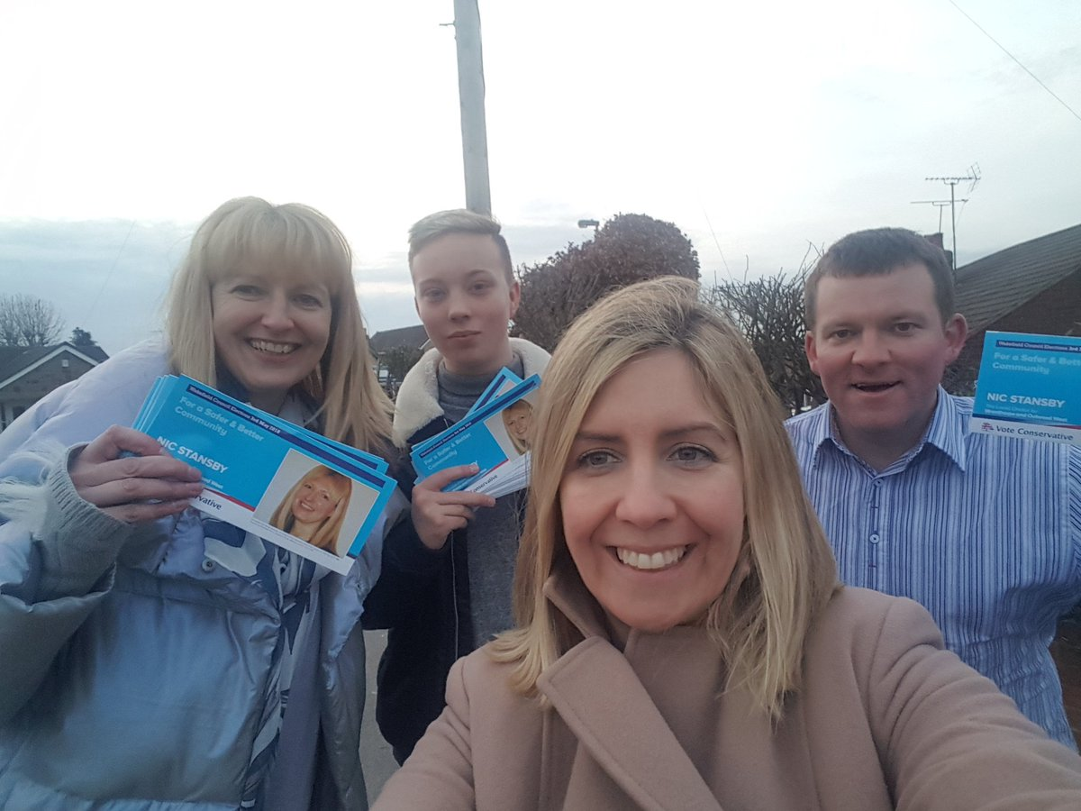 Great to be out campaigning with our fantastic council candidate for #Wrenthorpe &amp; #Outwood West @WakeyNic For more details about Nic please visit  https://www. morleyandoutwoodconservatives.org.uk/nic-stansby-wr enthorpe-outwood-west &nbsp; … <br>http://pic.twitter.com/wFNy1NYrsr
