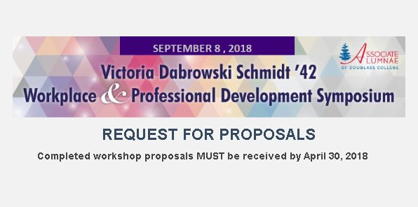 Douglass Alumnae On Twitter We Invite You To Submit A Proposal To