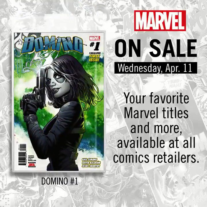 Get ready for these comics hitting shelves next week! https://t.co/9N3zkIP10x
