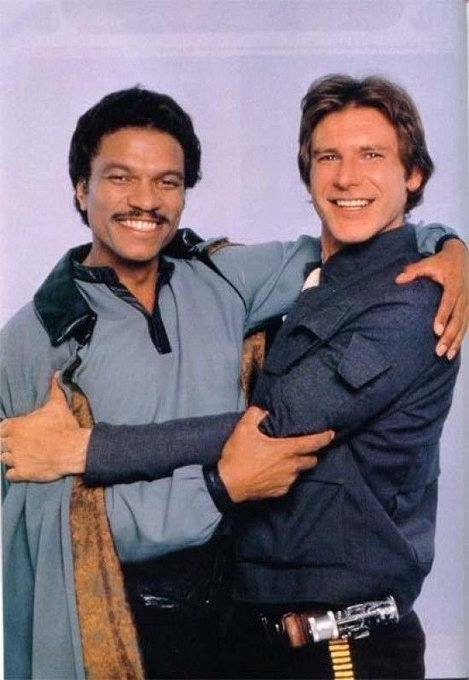 Happy Birthday wishes to our Lando, Billy Dee Williams!