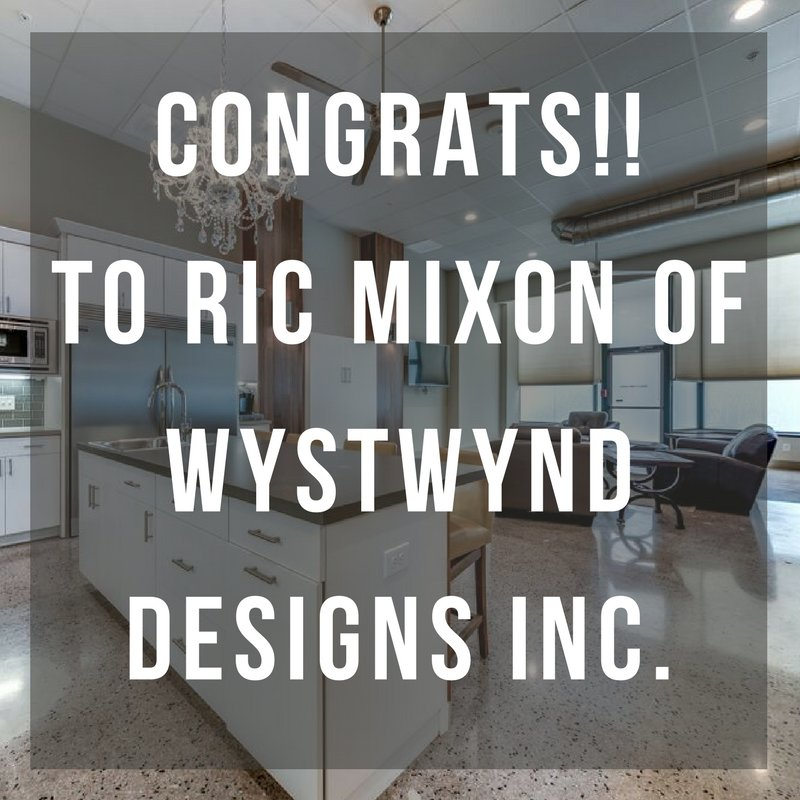 Congratulations To Our Collaboration Space Giveaway Winner Ric Mixon We Cant Wait For Wystwynd Designs Inc Come Check Out The And Get Some Work