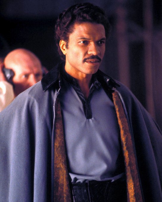 Happy Birthday, Billy Dee Williams! The Lando Calrissian actor turns 81 today!