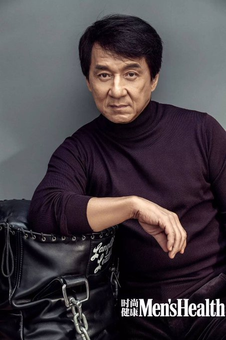 Happy birthday Jackie Chan as he celebrates his 64th birthday today! You are a legend!