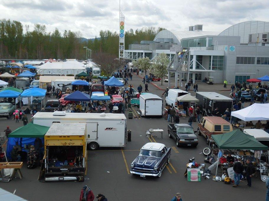 Portland swap meet vendor list