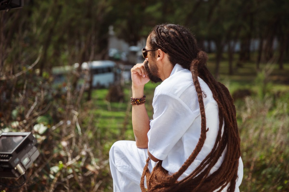 Gong To the Zilly #LivingItUp #DamianMarley #StonyHill #GongZilla #JrGong