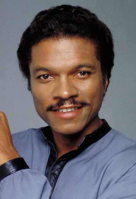 Happy 81st Birthday Billy Dee Williams Ps: I cannot wait to meet him tomorrow at Fan Expo Dallas