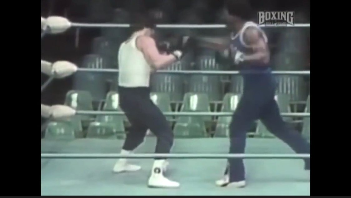So cool: Unearthed footage of Sylvester Stallone/Carl Weathers Choreography for Rocky in 1976