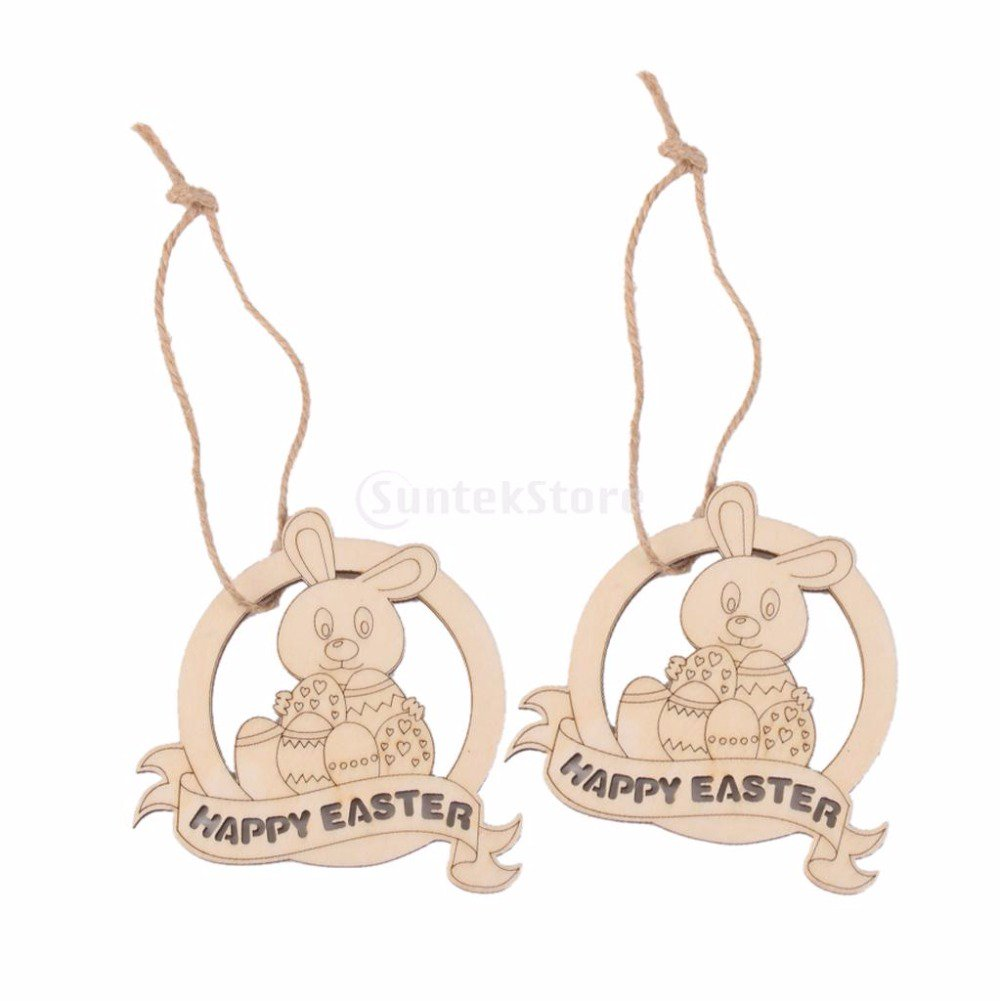 Happy easter wooden decoration https://t.co/6MlC5XQyLU  https://t.co/EHFAENVvW5  #gadgets #gifts #ebay  #giftstore #rings #necklaces #jewellry #hairstyle #earrings #earcuffs