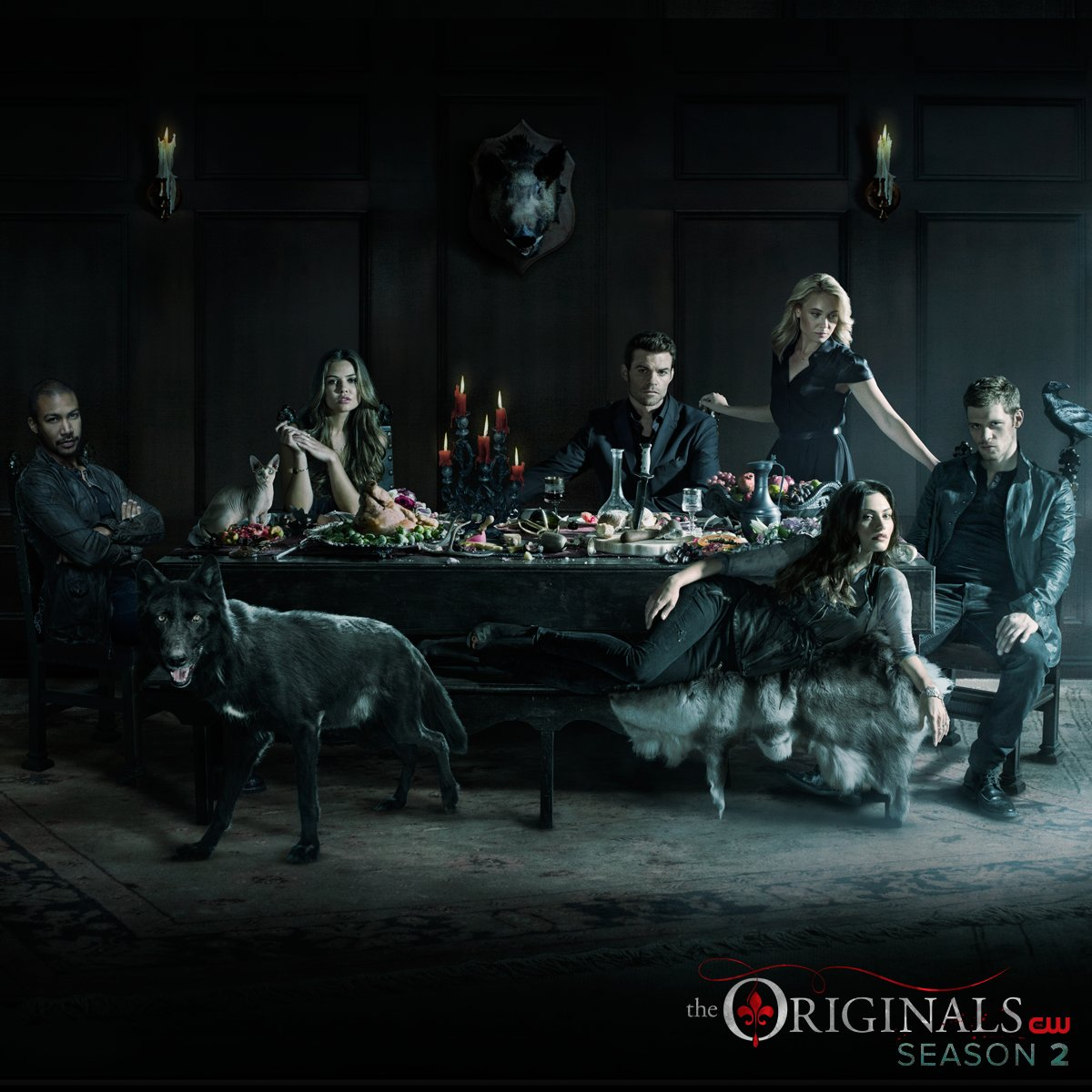 They'll always want more. The final season of #TheOriginals begins Wednesday, April 18 at 9/8c on The CW. https://t.co/22YnhiDH83