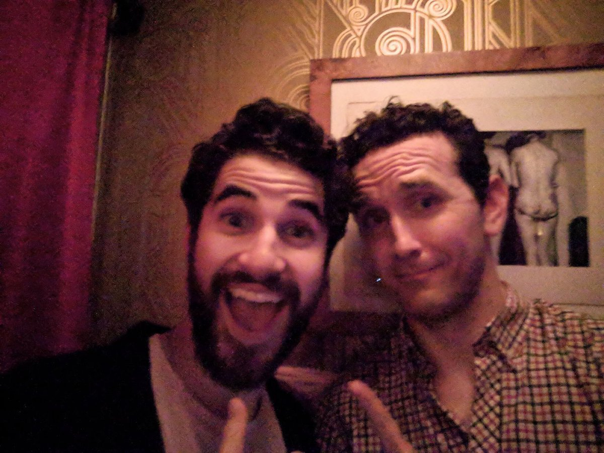 Darren Criss Army On Twitter New Gig Alert I Will Be Playing At