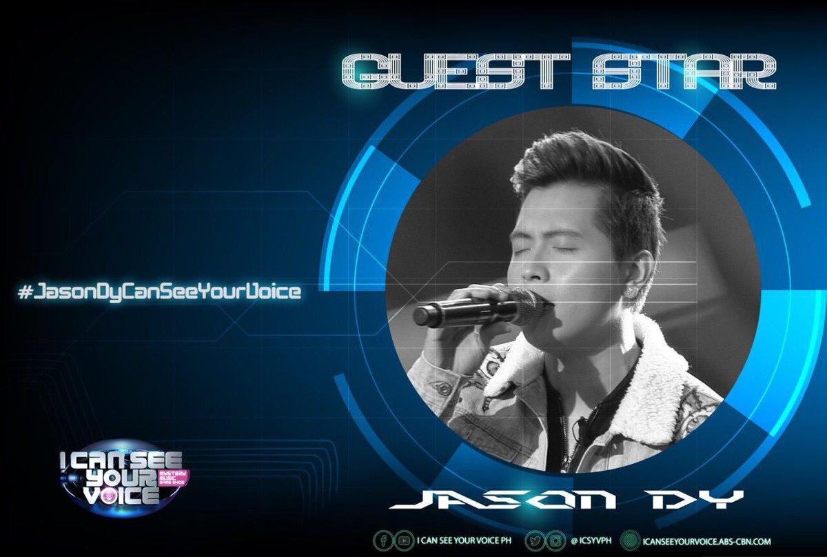 ICanSeeYourVoice PH The Voice Of Philippines Season 2 Grand Champion Jason Dy Makikipag Hulaan At Kulitan