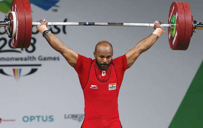 Weightlifter Satish Kumar Shivalingam Won Third Gold Medal for India