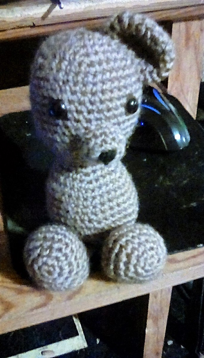 How to crochet a fluffy bear family - amigurumi bears tutorial ... | 1200x684