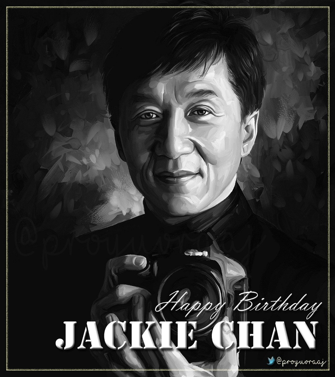 Wishing a very happy birthday to Great legendry Actor sir......
