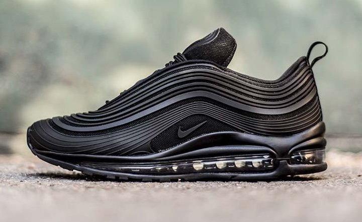ef31b516139  RESTOCK Nike Air Max 97  Triple Black     http   bit.ly 2GYRfE5  pic.twitter.com mBo5keyuHn