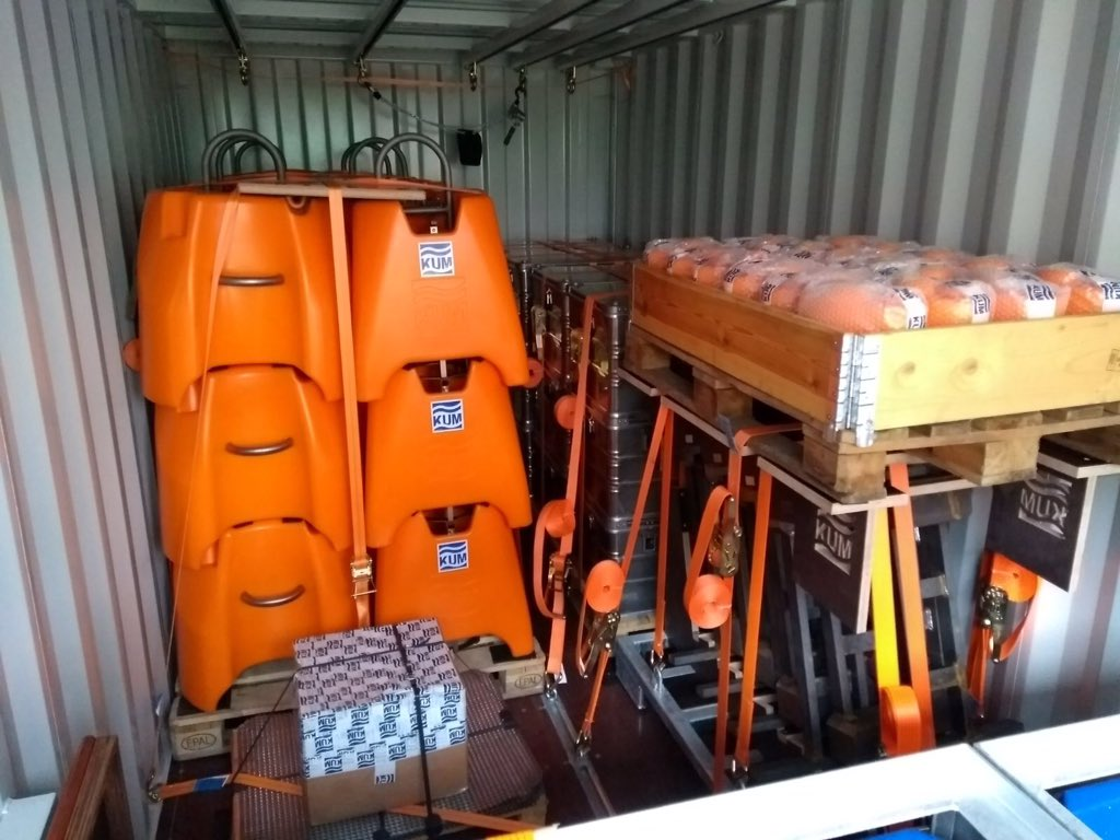 test Twitter Media - DIAS took delivery of 18 ocean bottom seismometers this morning as part of the iMARL project funded by @scienceirel and support from @GeolSurvIE #deepoceanlistening https://t.co/EX8IEud2Ow