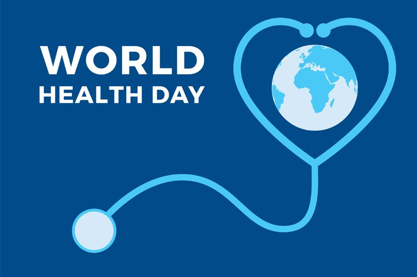 World Health Day - 7 April  IMAGES, GIF, ANIMATED GIF, WALLPAPER, STICKER FOR WHATSAPP & FACEBOOK