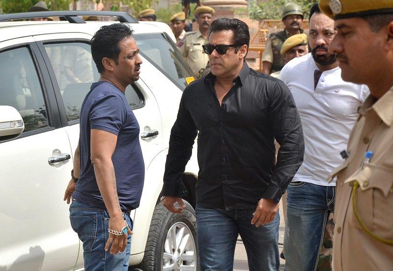 Salman Khan finally Got Bail in the Blackbuck Haunting Case