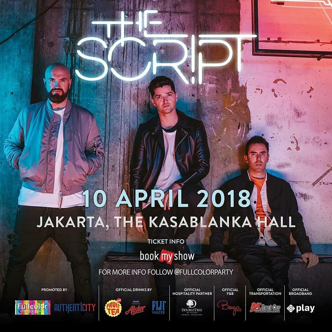 Image result for the script freedom child tour jakarta poster
