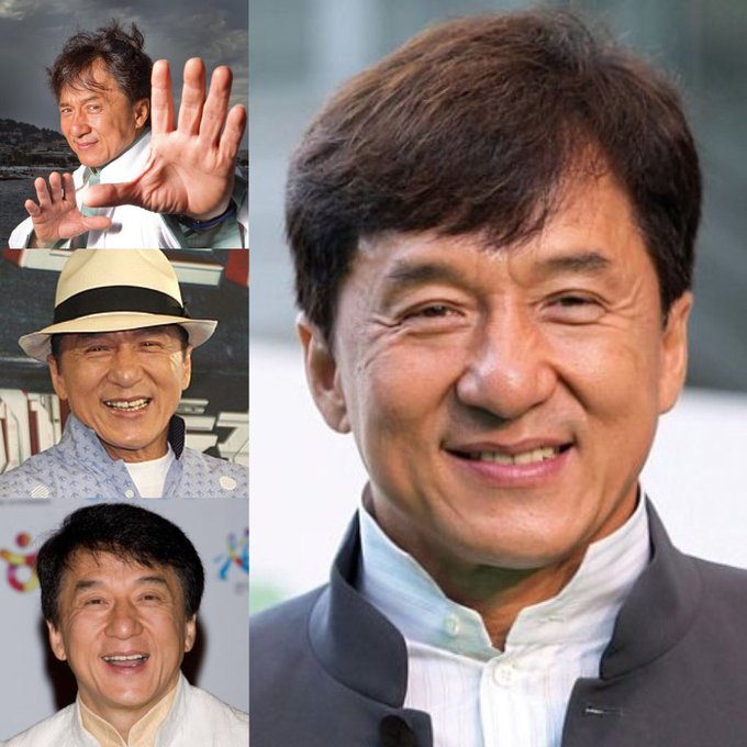 Happy 64 birthday to Jackie Chan. Hope that he has a wonderful birthday.