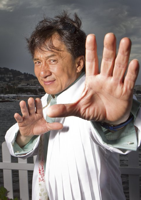 Happy 64th Birthday to Jackie Chan!!!