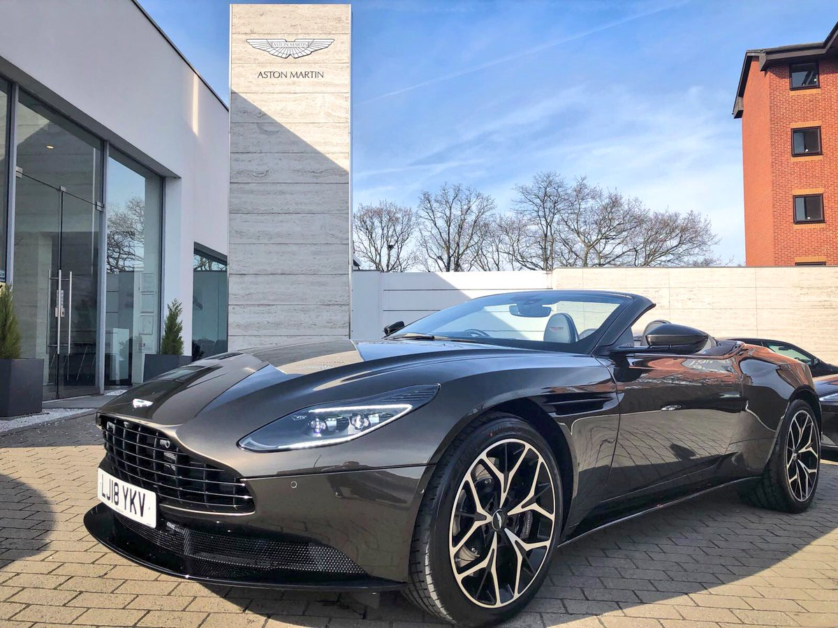 "aston martin of london on twitter: ""our latest edition. the stunning"
