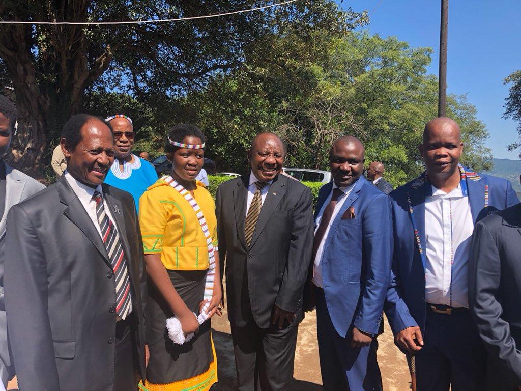 Dr Be Lekganyane: Grace Bishop Lekganyane: President With His Grace Bishop