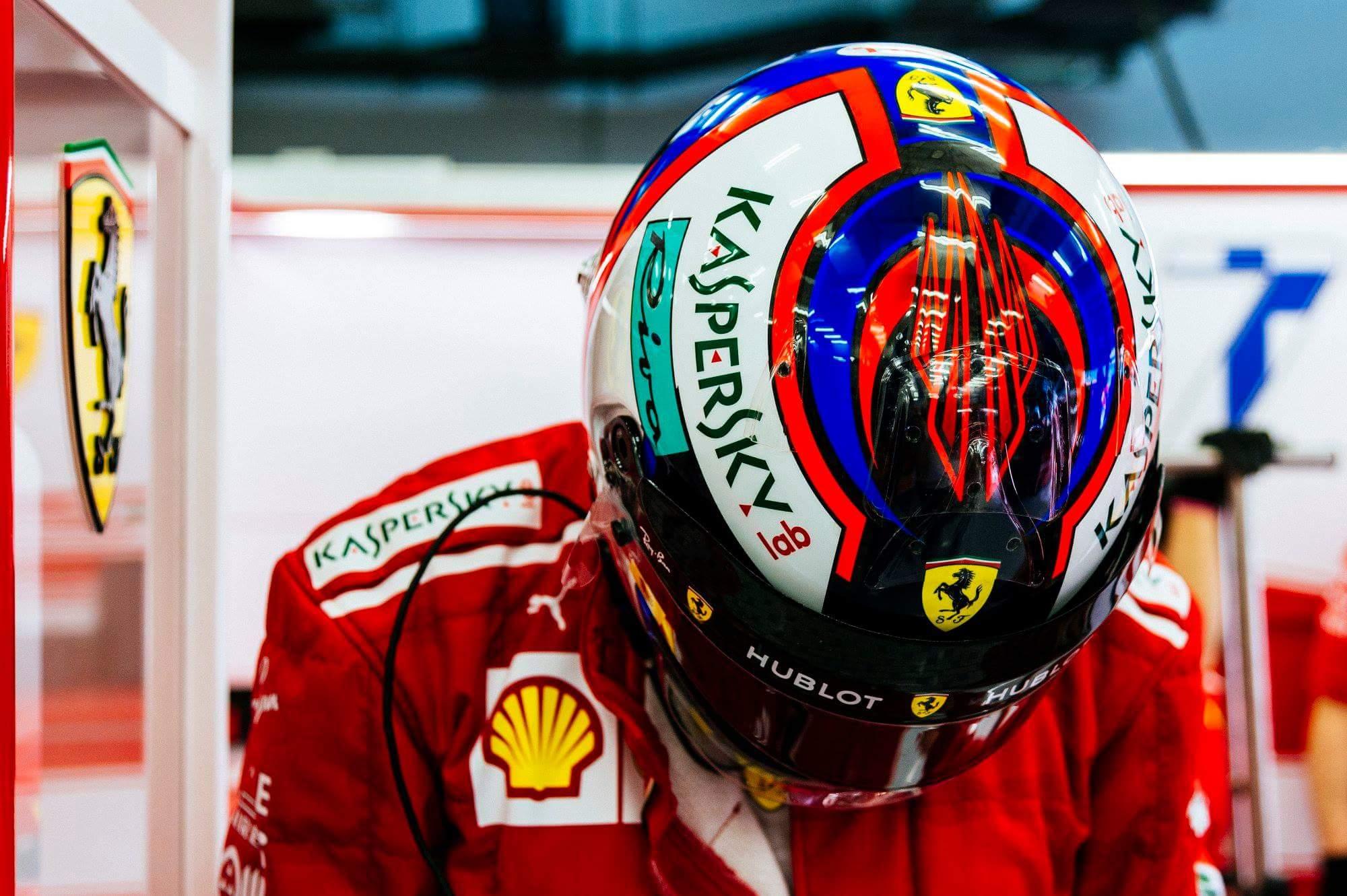 F1 2018 Bahrain GP - Free Practice 3