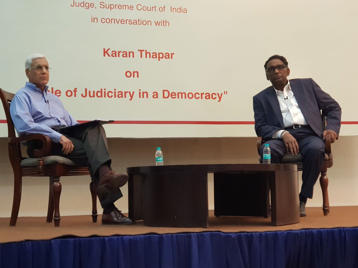 role of judiciary in democracy essay The judiciary also plays a role in law-making the decisions given by the courts really determine the meaning, nature and scope of the laws passed by the legislature.