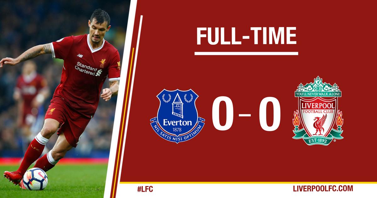 Chấm điểm kết quả Everton 0-0 Liverpool