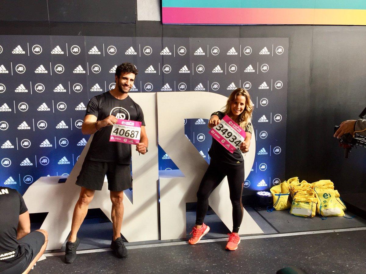 Barriga Recreación fusión  Runners Chile sur Twitter :
