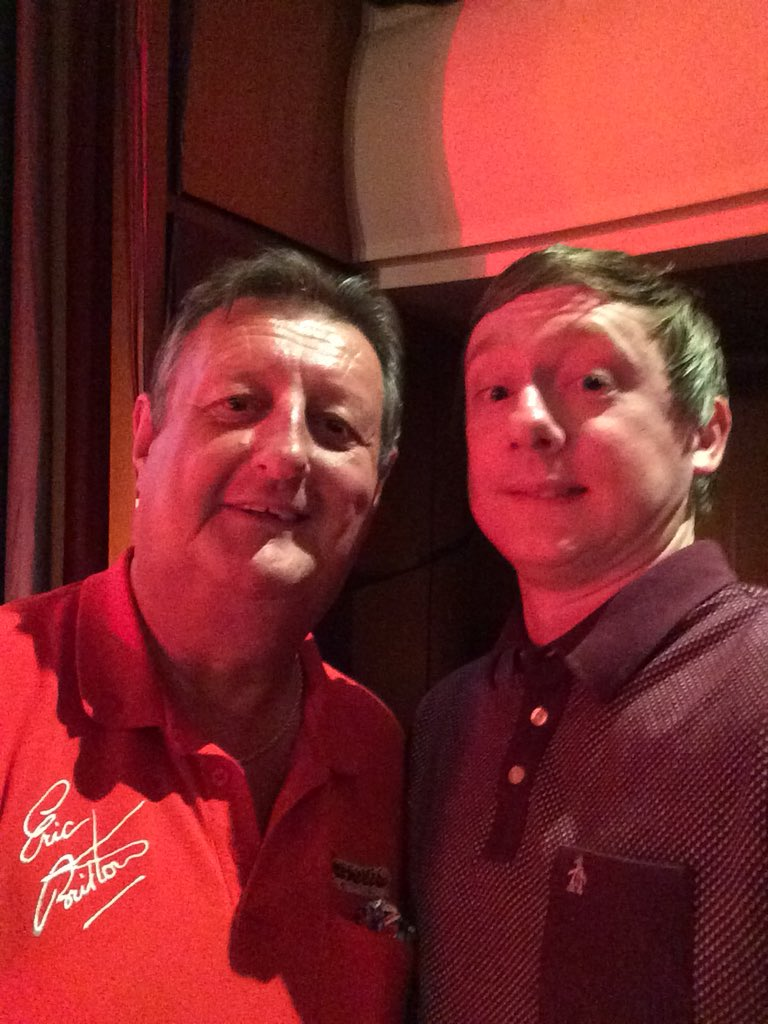 @ericbristow Take away everything he did for Darts which was help make the monster it is today, Eric was a top man, some people didn't like his honesty but to the man on the street he was a hero. RIP Champ.