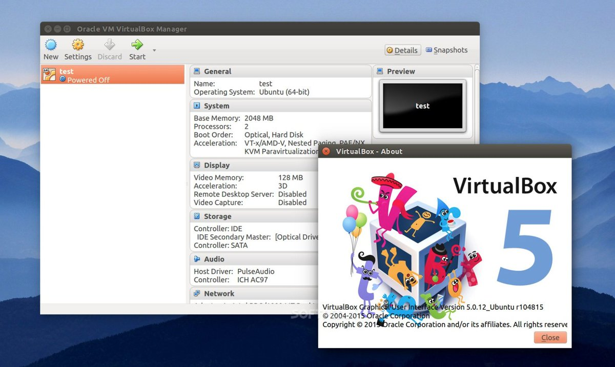 Desktop Dream Machine: It's Incredible PBX for VirtualBox