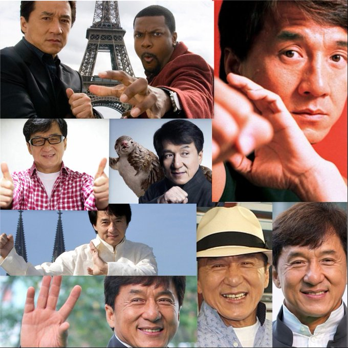 Happy birthday Jackie Chan!!!!!!