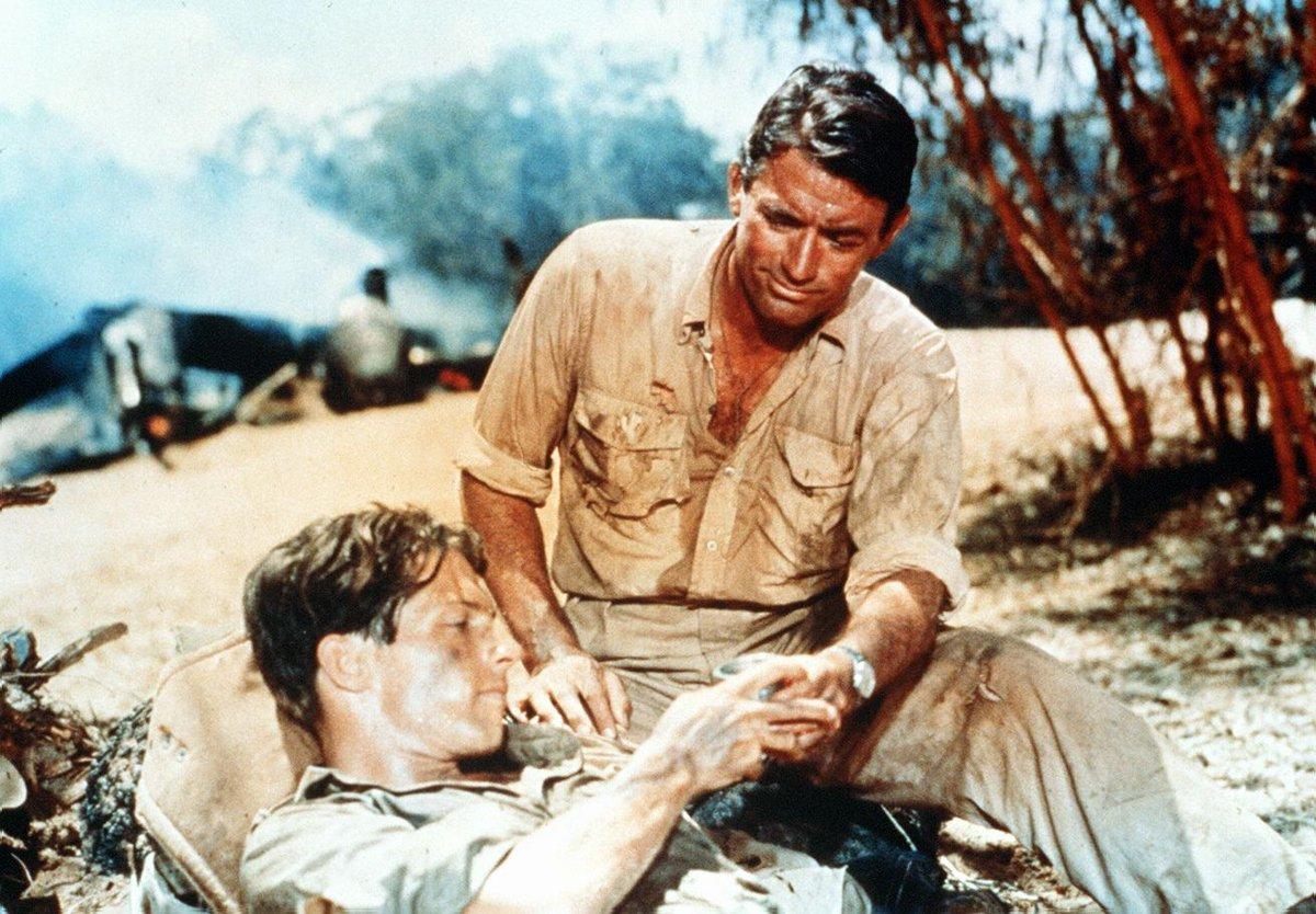War Movie : The Purple Plain (1954)