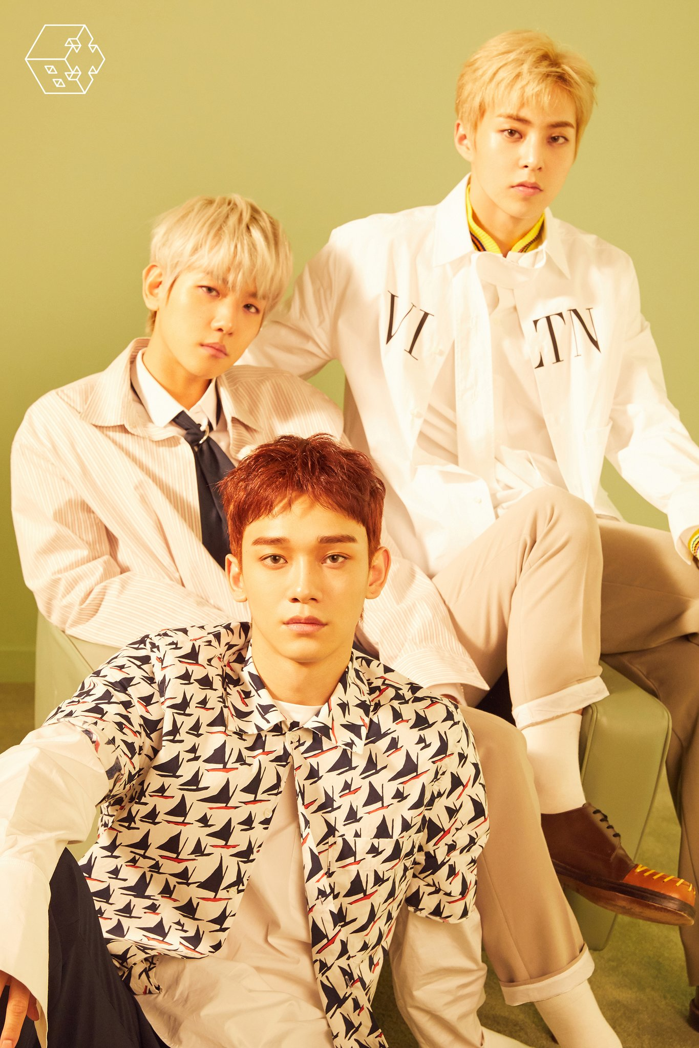 #EXO_CBX #CHEN #BAEKHYUN #XIUMIN #BloomingDays #花요일 https://t.co/Lv40ncuDus