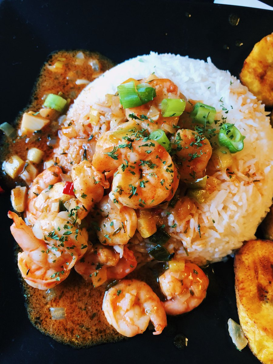 The food doll thefooddoll twitter other flavours makes my jamaican pepper shrimp irresistible pair with plantain and rice for a delicious meal recipe up soonpicitter tuief2tegd forumfinder Images