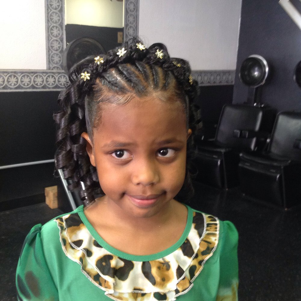 Kung Fu Kia On Twitter Flat Twists In The Front Crimped Curled