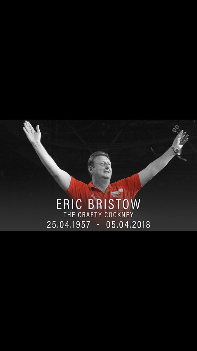 More pictures to follow #RIPEricBristow