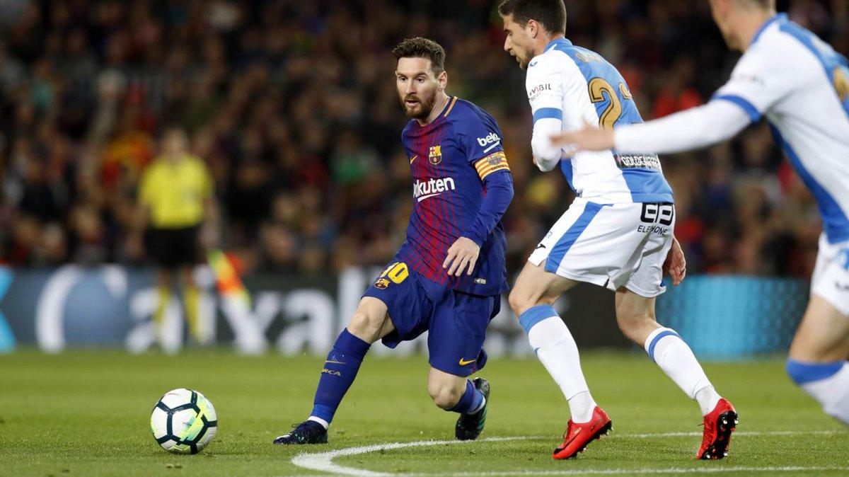 Chấm điểm kết quả Barcelona 3-1 Leganes