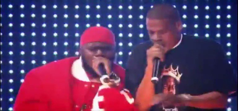 Freeway & Jay Z performing What We Do to a sold out MSG crowd in 2003.